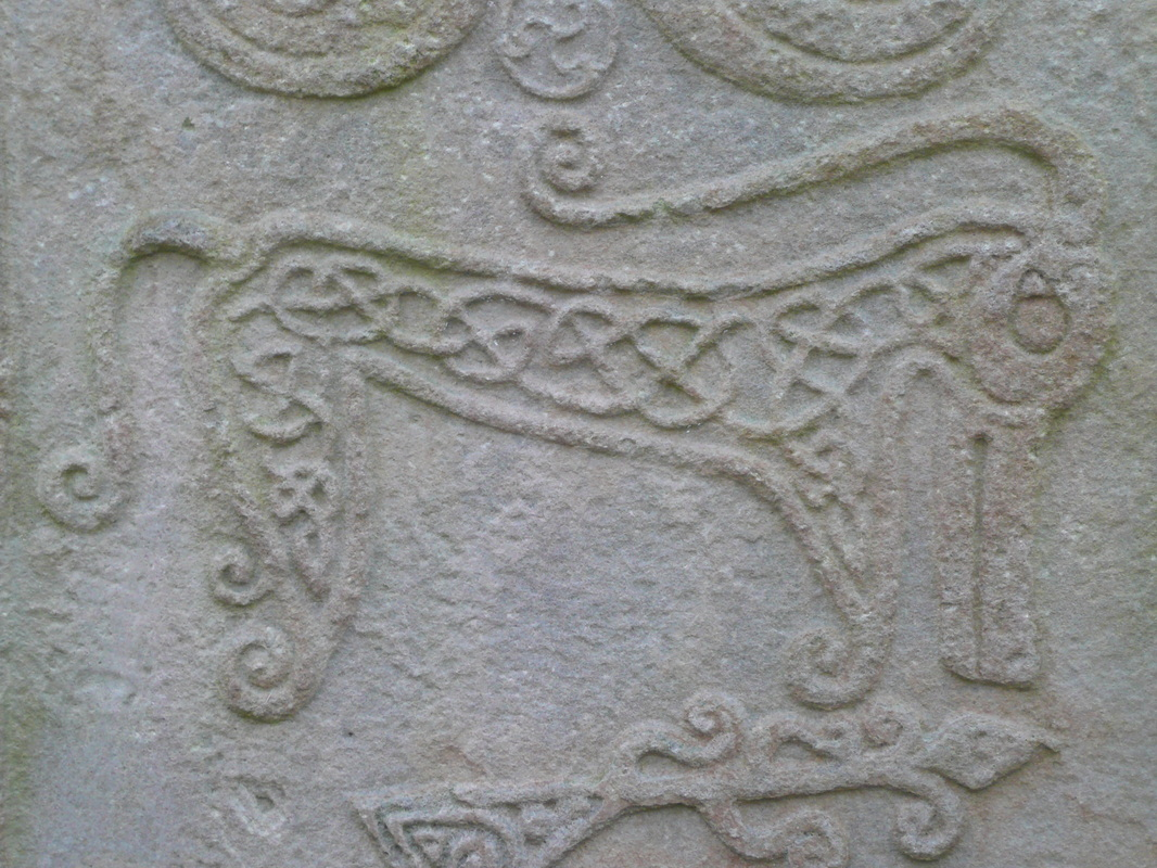 Pictish early medieval national committee on carved stones in